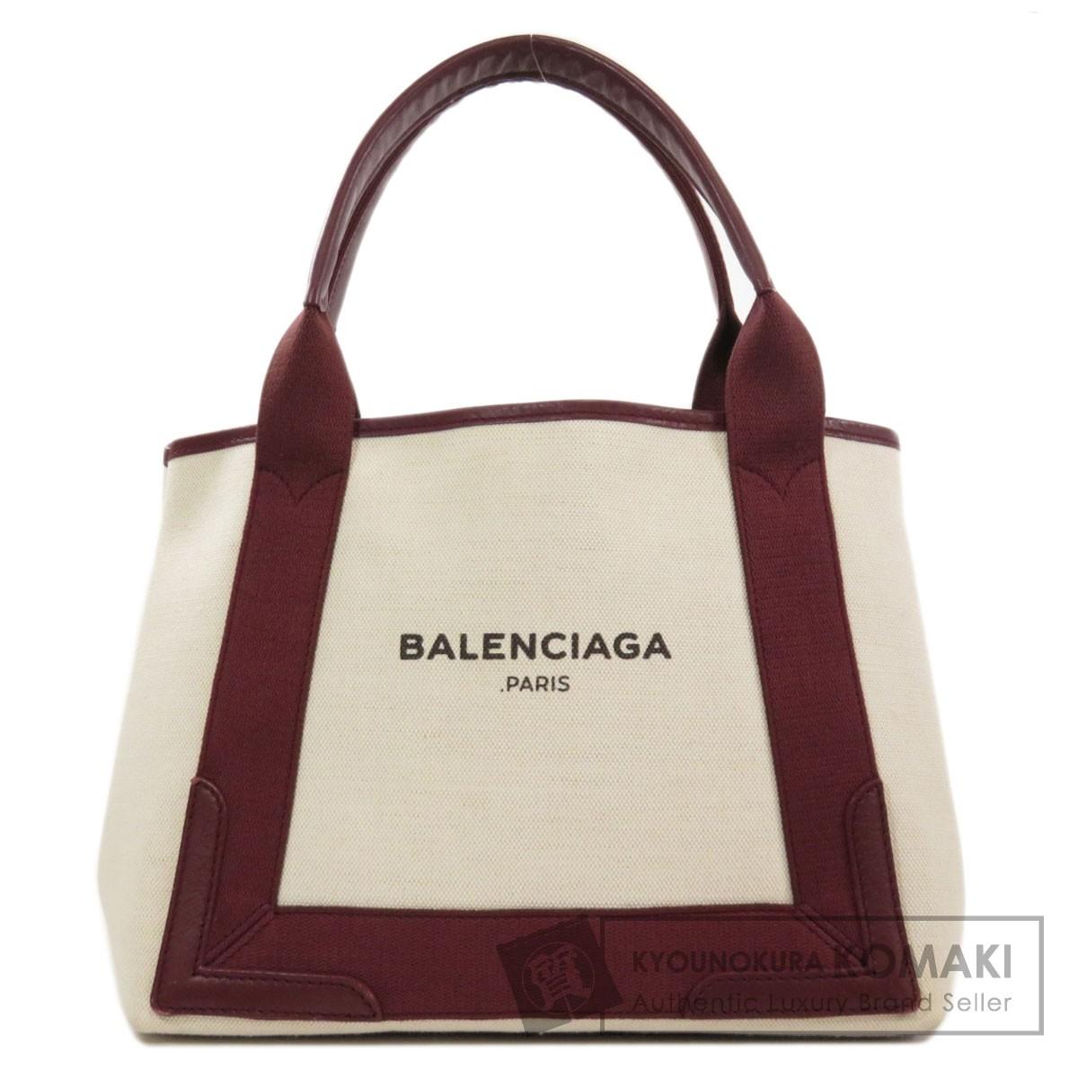 最適な材料 バレンシアガ レディース 339933 ネイビーカバ S トートバッグ キャンバス レディース キャンバス【】【BALENCIAGA】, アイティシー工房:29cd5e62 --- ceremonialdovesoftidewater.com