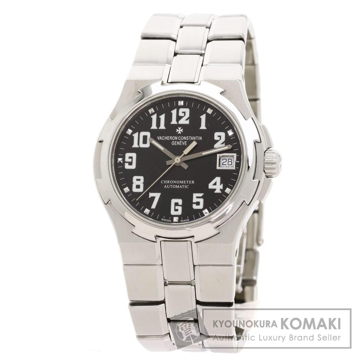 ヴァシュロン・コンスタンタン ステンレススチール/SS オーヴァーシーズ 42042/423A 【中古】【VACHERON メンズ 腕時計 CONSTANTIN】