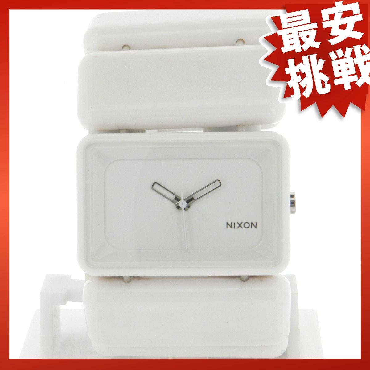 Nixon Vega watch plastic men's