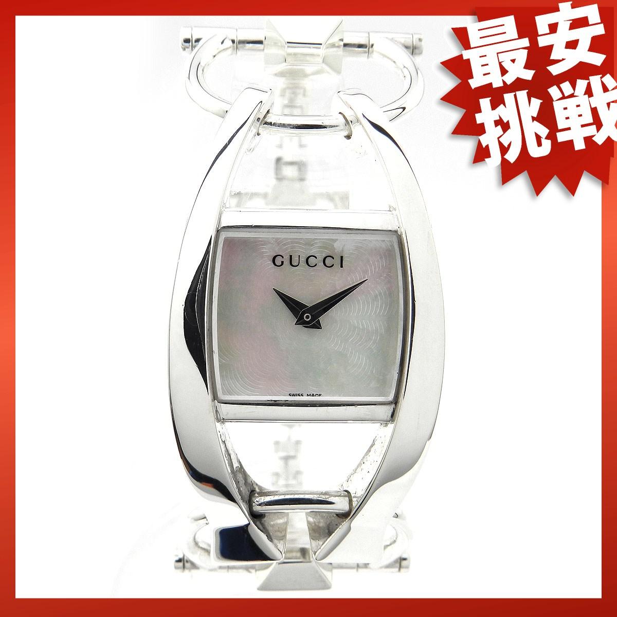 GUCCI YA123.5 SS钟表