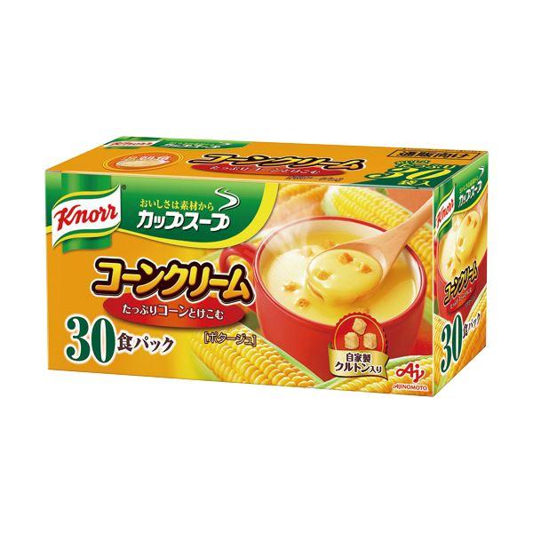 スーパースイートコーンの豊かな風味とコク まとめ 味の素 クノール カップ 大人気 国内即発送 ×5セット 1箱 17.6g スープコーンクリーム 30食