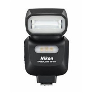 <title>Nikon スピードライト 現品 SB-500</title>