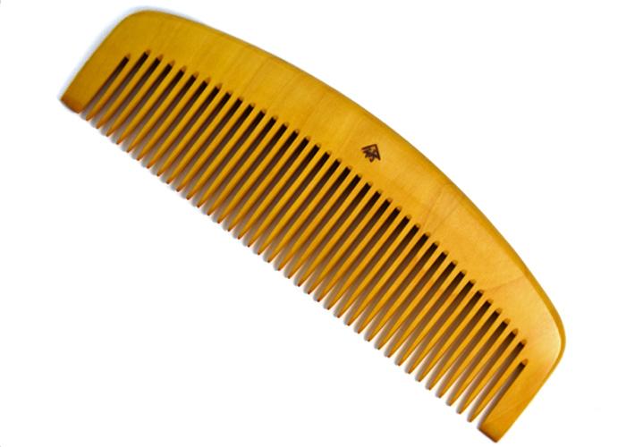 ウェーブヘアやボリュームのある髪に 上品な使用感 つげ櫛 4寸ときぐし 中荒 営業 お見舞い 荒歯 旧 あす楽 黄楊櫛