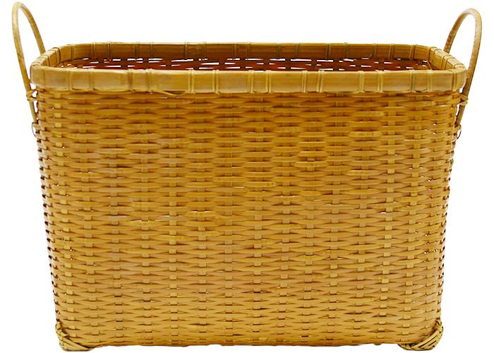 京の竹工芸 用途は様々 手作り 竹のマガジンラック(受注生産品 納期 約四ヶ月)