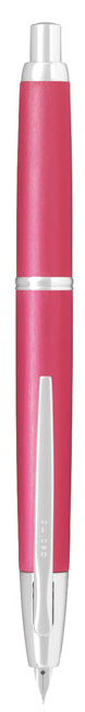 Capless Coral F decimoキャップレスデシモ pinkコーラルピンク PILOTパイロット 第1回限定カラー5色