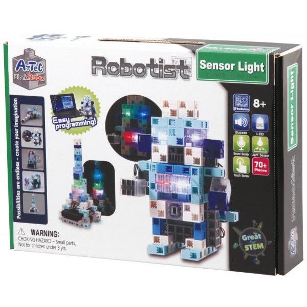 教材 知育玩具 Robotist Senser Light (ロボティスト センサーライト)