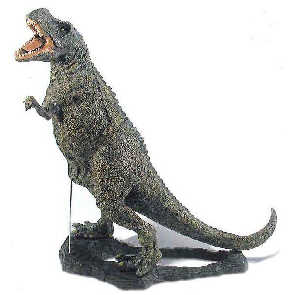 ジオレックス組立【ティラノサウルス骨格模型】
