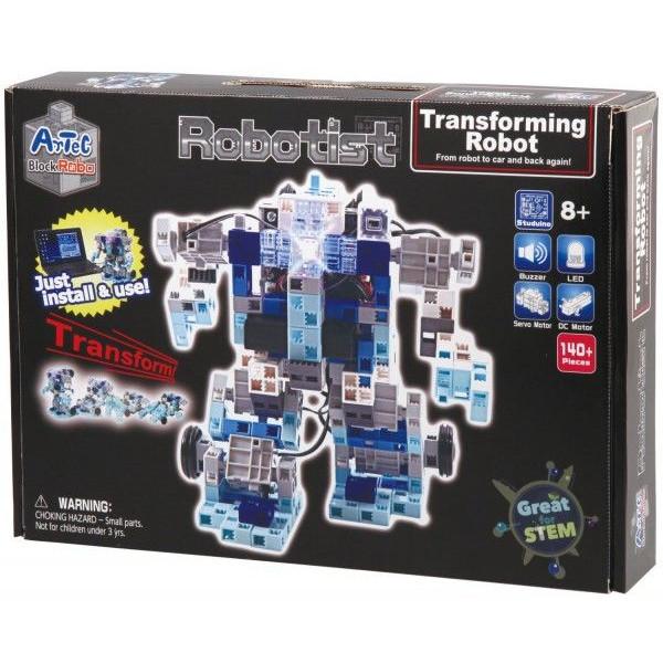 教材ロボット Robotist Transforming Robot (ロボティスト トランスフォーミングロボット)