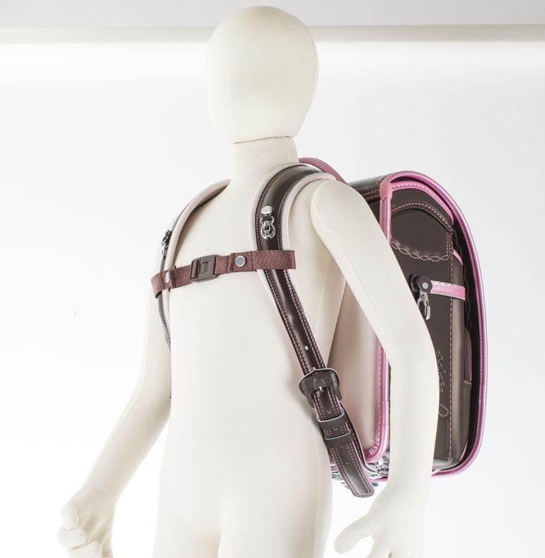 防止胸部带滑移小学袋 (到秋天一个阴性预防带) 10P08Feb15 的挎包肩肩带间隙精选情人节那天