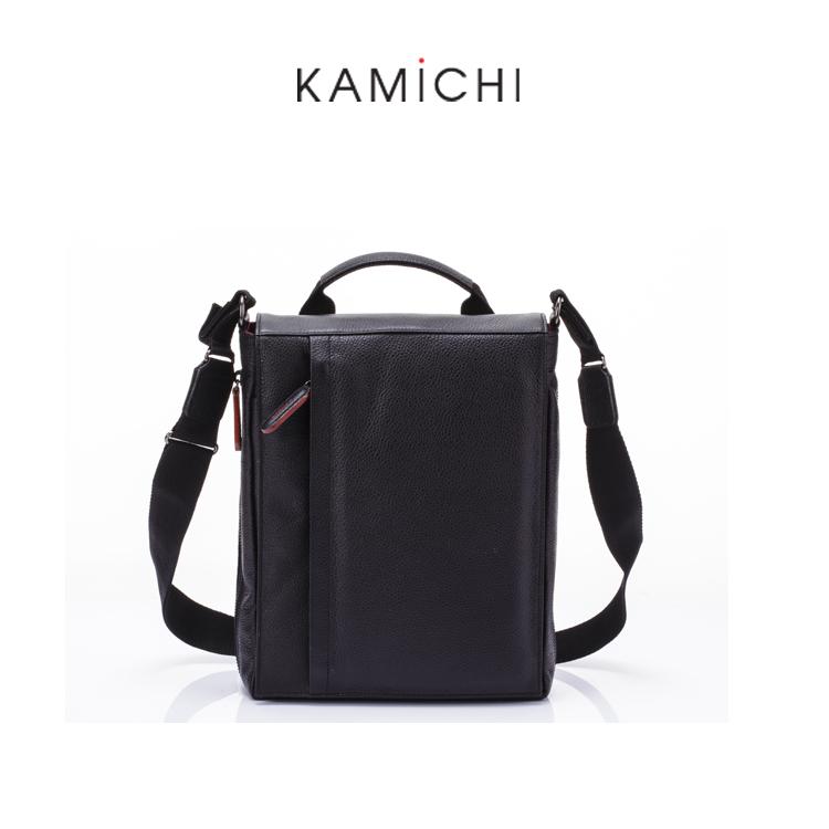 鴻池 KONOIKE 9101 KAMICHI J 日本製 ショルダーバッグ 本革 メンズバッグ カミチ  【送料無料】【new_d19】