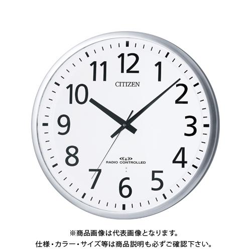 シチズン 電波掛時計 スペイシーM465 8MY465-019