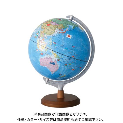RF 国旗イラスト付地球儀 OYV321
