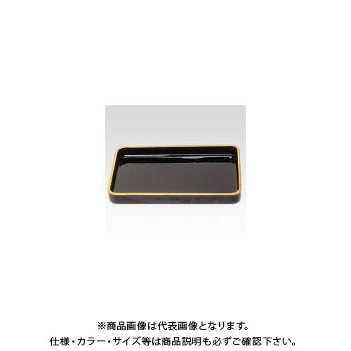 コレクト 賞状盆 木製 漆塗 520X359X49 T-17