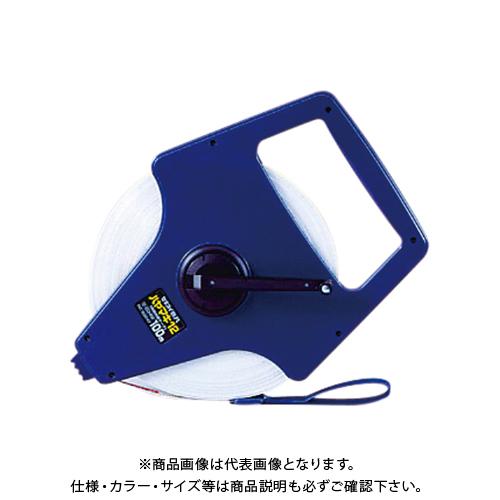 積水樹脂 エスロン巻尺 ハヤマキ100m 12-100HRW
