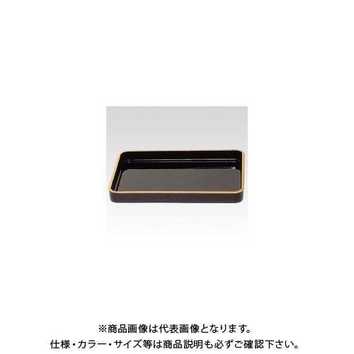 コレクト 賞状盆 木製 漆塗 550X388X53 T-18