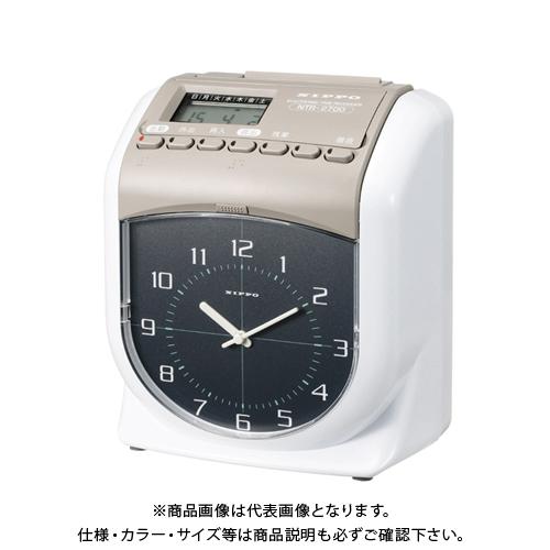 ニッポー タイムレコーダー NTRー2700 NTR-2700