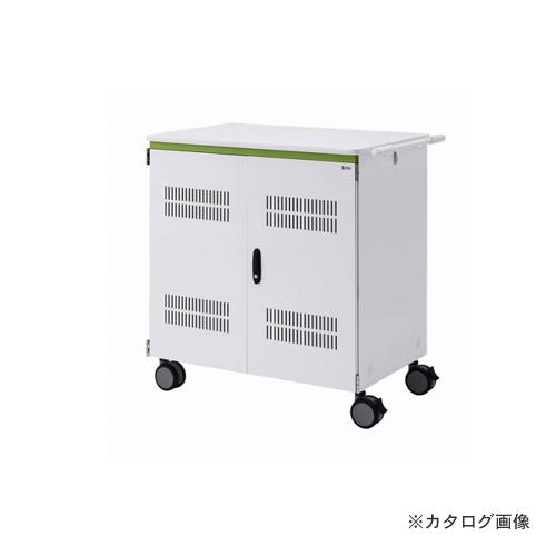 【直送品】 サンワサプライ タブレット収納保管庫(前扉仕様) CAI-CAB26W【直送品】 N