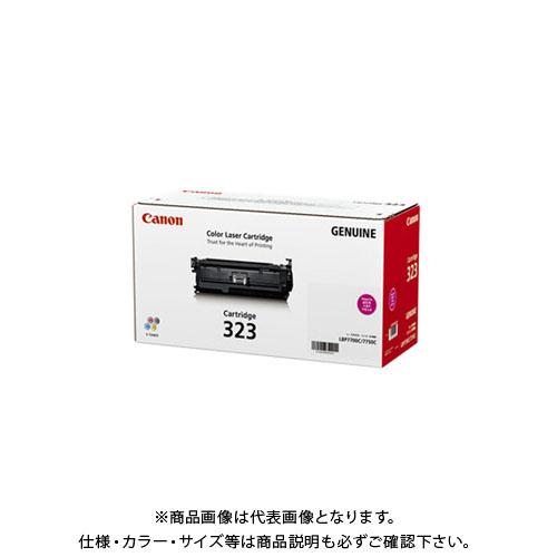 キヤノンマーケティングジャパン トナーカートリッジ323 マゼンタ CRG-323MAG