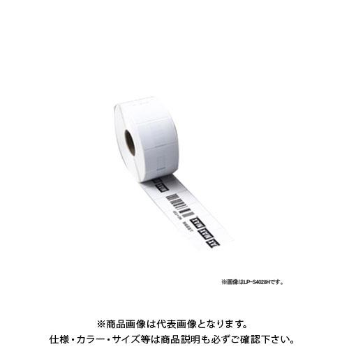 マックス 感熱ラベルプリンタ専用ラベル(50巻入) LP-S4046H(VP)