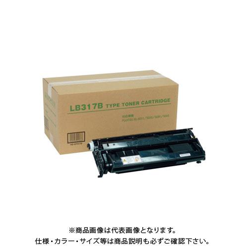 ハイブリッドサービス LB317B タイプトナー 汎用品 LB317B(ハンヨウ)