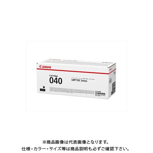 キヤノンマーケティングジャパン トナーカートリッジ 040 ブラック CRG-040BLK