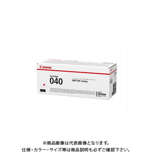 キヤノンマーケティングジャパン トナーカートリッジ 040 マゼンタ CRG-040MAG