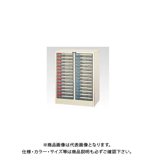 ナカバヤシ フロアケース A4 14段 2列 A4-728P