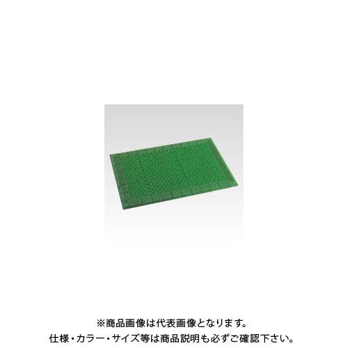 テラモト テラエルボーマット 緑 900X1800 MR-052-056-1