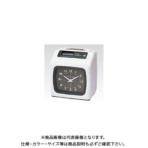 アマノ タイムレコーダー ホワイト BX-6100-W