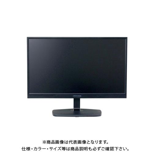 グリーンハウス 21.5型ワイドLED液晶ディスプレイ GH-LCW22ES-BK