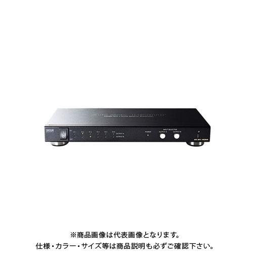 サンワサプライ HDMI切替器(6入力2出力) SW-UHD62