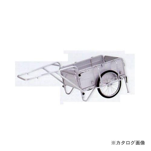 【個別送料1000円】【直送品】アルインコ ALINCO 折りたたみ式リヤカー HKW-180L