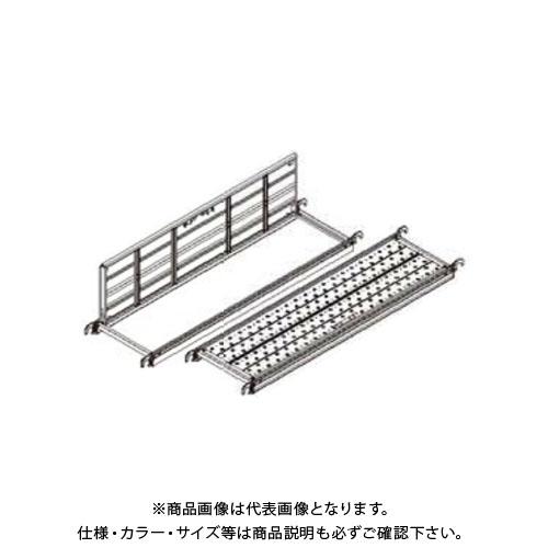 【運賃見積り】【直送品】アルインコ ALINCO 全開閉足場板 RT用構成部材 ALTH518S