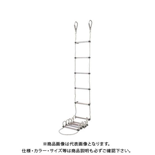 【個別送料1000円】【直送品】アルインコ ALINCO 蛍光避難はしご TITAN AP型(対象階:3) AP-8.5