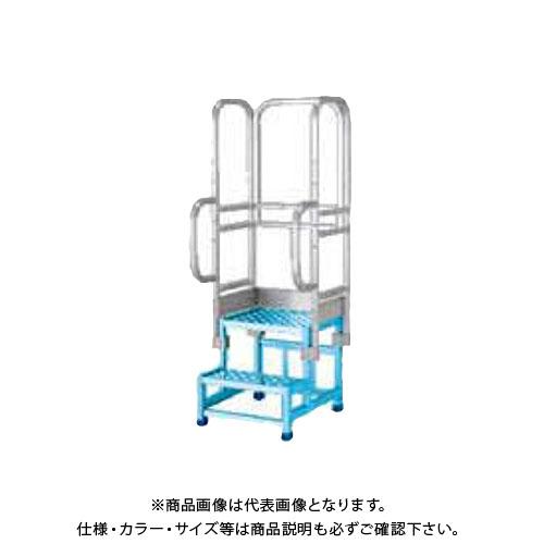 【個別送料1000円】【直送品】アルインコ ALINCO 作業台 CMT-S フル手すりセット CSBT255AL