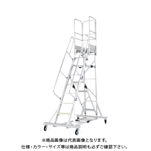 【運賃見積り】【直送品】アルインコ ALINCO 移動式作業台 CSD-300L