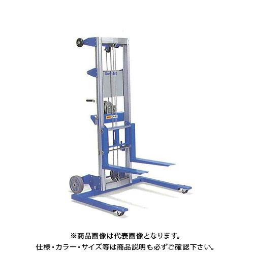 【運賃見積り】【直送品】アルインコ ALINCO 可搬式マテリアルリフト GL-4