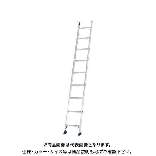 【直送品】アルインコ ALINCO 1連はしご JXV-21S