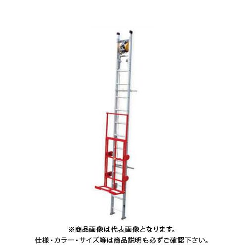 【運賃見積り】【直送品】アルインコ ALINCO 室内用ボード揚げ機 スペースリフト2 標準セット(2階用) UP624A-2F