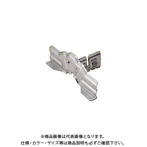 野島角清製作所 雪国 立平 (大) 2本止 230mm SUS304 ブラウン 30個 V9-052