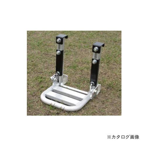 【運賃見積り】【直送品】ミツル 折りたたみ式軽トラステップ 楽のりKTS660