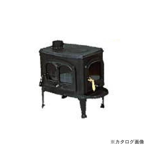 【運賃見積り】【直送品】スノーカモシカ 鋳物薪ストーブ ST-N4102 W430×D630×H620 03015