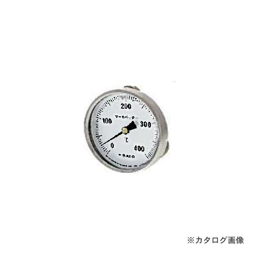 【運賃見積り】【直送品】スノーカモシカ 薪ストーブ用温度計 400 04038