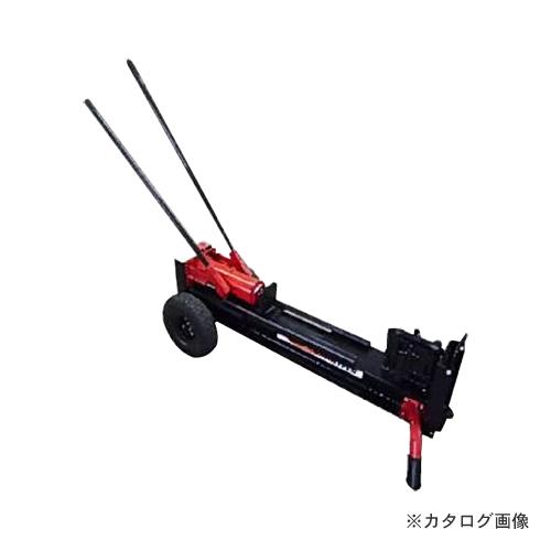 【運賃見積り】【直送品】スノーカモシカ 手動薪割り機 AD-1100 06004