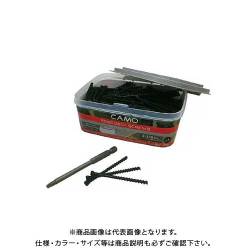 【個別送料1000円】【直送品】CAMO 専用ビスセット 60.3mm(2-3/8インチ) T15 ビット1本入り 1ケース350本入 CAMOSC238