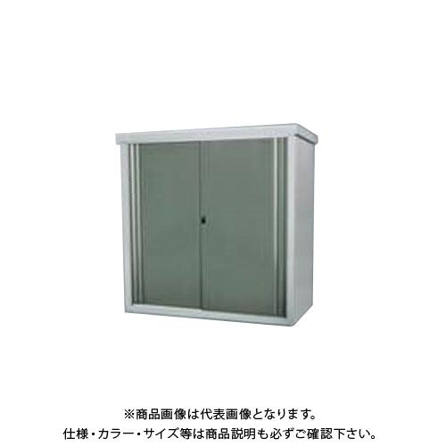 【個別送料8000円】【直送品】グリーンライフ 中型収納庫1515 グリーン SRM-1515(GR)