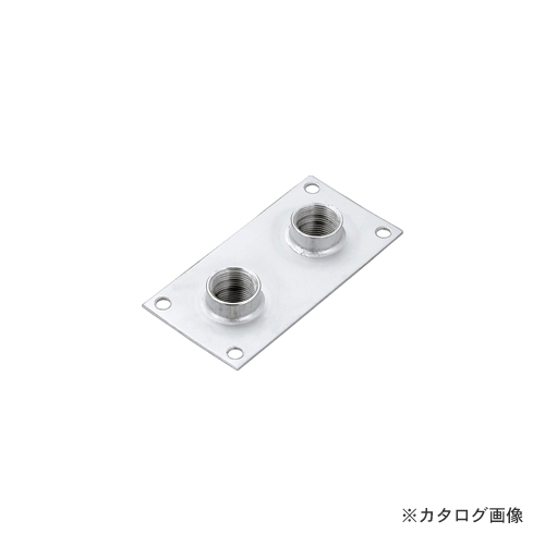 浅野金属工業 貫通ソケットダブルW-2″ AK3663