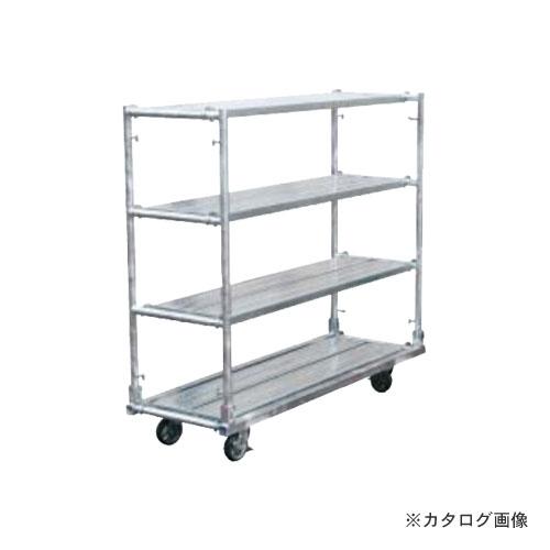 【運賃見積り】【直送品】マルサ TANAR-154 布板4枚付 1SET入 (受注生産品)