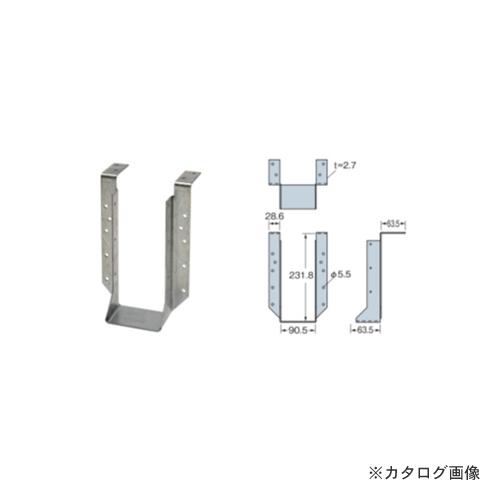 タナカ 梁受け金物 HU 410TF (25個入) AS4T56