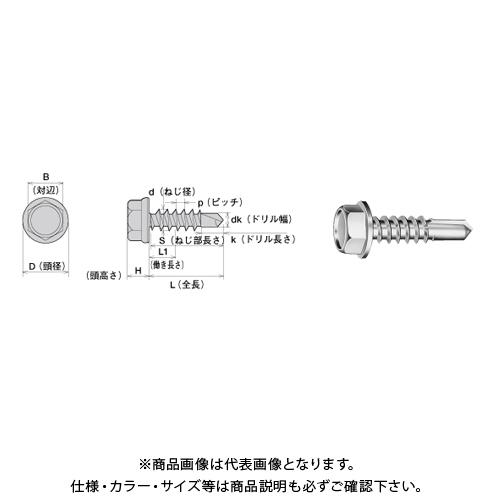 ヤマヒロ ステンレス ジャックポイント ヘックス 6X115 スーパーパシペート 200本(小箱) SHJC115